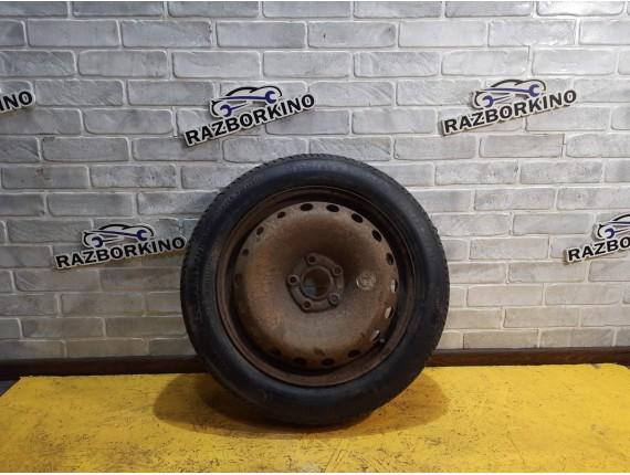 Запасное колесо R17 (докатка) Nissan Qashqai 2006-2013  (Нисcан Кашкай)