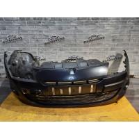 Передний бампер Megane III 2009-2012 (Меган 3)