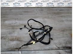 Проводка багажника меган 3