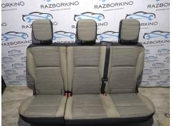 Сидения задние Renault Kangoo 2