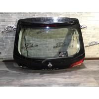 Крышка багажника (ляда) Renault Koleos голая (Рено Колеос)