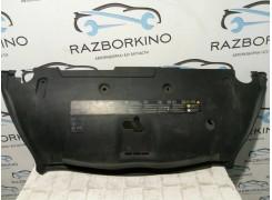 Верхняя панель переднего бампера (защита радиатора) Renault Laguna III Coupe 620780002r (Рено Лагуна 3)