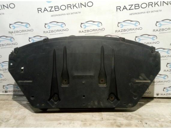 Щиток заднего бампера Renault Laguna III Coupe 748a00005r
