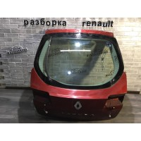 Крышка багажника (Ляда) Renault Laguna 3 хетчбэк (Рено Лагуна)