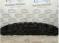 Защита бампера нижняя (полумесяц) Renault Laguna III