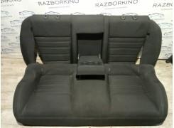 Задние сидения (диван) Renault Laguna III Coupe