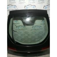 Крышка багажника, ляда голая со стеклом (лифтбек, хетчбек) Renault Laguna III