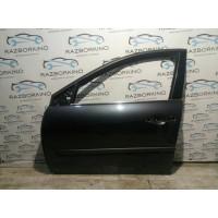Дверь передняя левая (голая) Renault Laguna III
