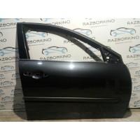 Дверь передняя правая (голая) Renault Laguna III