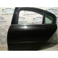 Дверь задняя левая (Лифтбек, хетчбек) Renault Laguna III