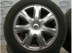 Диски титановые (литые, легкосплав) ET47 5*114.3 R16 Renault Laguna III (Рено Лагуна 3)