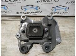 Кронштейн КПП (лапа коробки передач) Renault Laguna 3 (Рено Лагуна 3)
