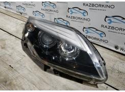 Фара передняя правая европейская Renault Laguna 3  (рестайлинг)