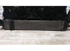 Радиатор интеркулера Renault Laguna 3