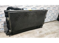 Радиатор кондиционера 2.0 Renault Laguna 3