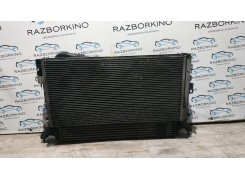Радиатор основной Renault Laguna 3