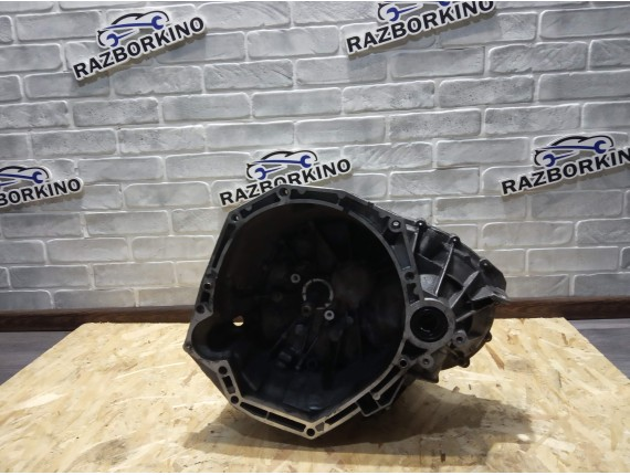 Коробка передач Рено Меган 3 TL4 022 (Мех.) 6-ти ступка, 8200790637