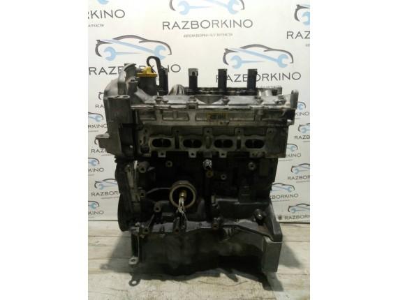 Двигатель K4M 858 1.6 бензин 81кВт/110 л.с. Renault Megane III