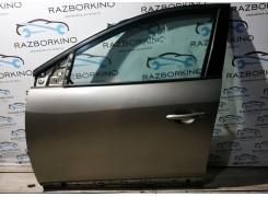 Дверь передняя левая Renault Megane 3