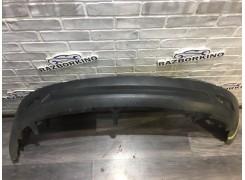 Губа (нижняя часть) заднего бампера Renault Megane 3 Универсал дефектная (Рено Меган)