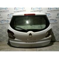 Крышка багажника (задняя дверь, ляда) (уиверсал) Renault Megane III