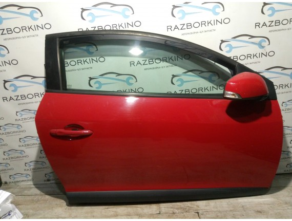 Дверь правая Renault Megane III Coupe (купе)