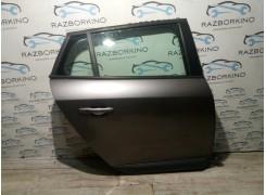 Дверь задняя правая (универсал) Renault Megane III (Меган 3)