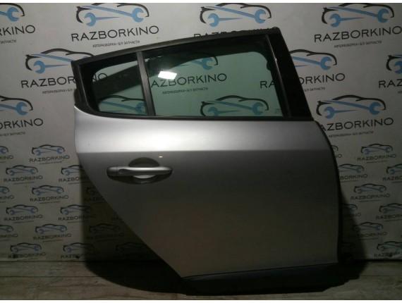Дверь задняя правая (хетчбек) Renault Megane III