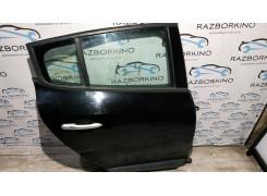 Задняя дверь правая (хетчбек) Renault Megane III (Меган 3)
