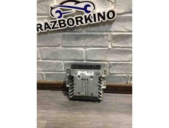 Электронный Блок Управления Двигателем ЭБУ Renault Megane 3/III 237100386r