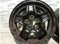 Диски железные ET 47 5*114.3 R16 Renault Megane III