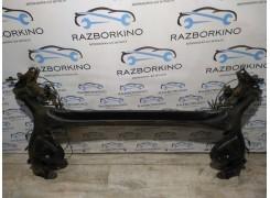 Задняя балка подвески Renault Megane 3.