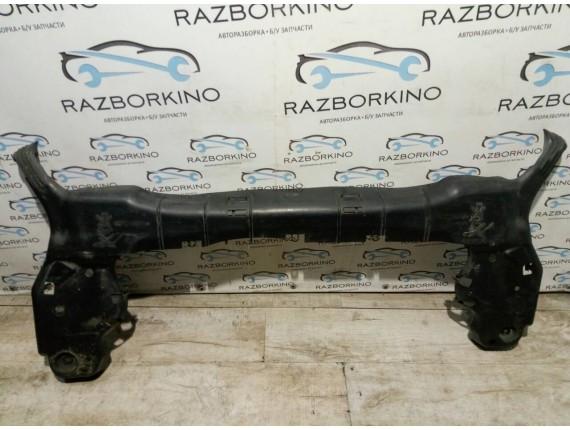 Защита задней балки пластик Renault Megane III 555820001R