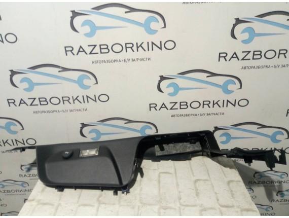 Накладка багажного отделения левая верхняя Renault Megane III 799120022R