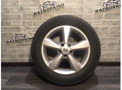 Диски Nissan Qashqai 1 R17 / 6.5J PCD 5x114.3 ET 40 (Нисан Кашкай)