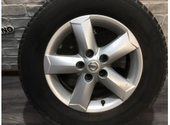 Диски Nissan Qashqai 1 16 / 6.5J PCD 5x114.3 ET 40 (Нисан Кашкай)