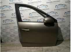 Дверь передняя правая (голая) Renault Scenic/Grand Scenic III