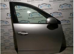 Дверь передняя правая (голая) Renault Scenic III