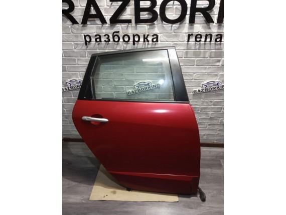 Дверь задняя правая Renault Scenic III