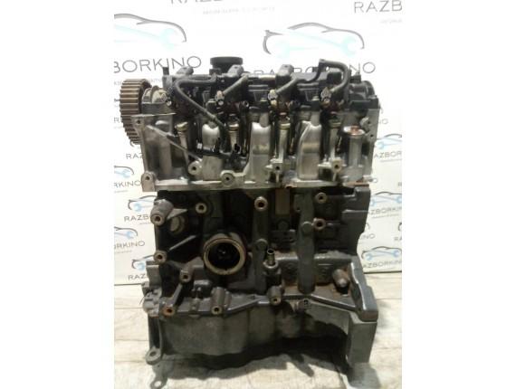 Двигатель K9K 636 1.5 dci 81кВт/110 л.с. Renault Megane/Scenic III