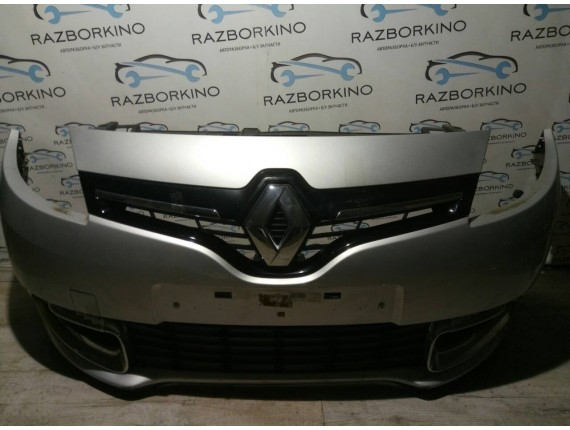 Бампер передний (в сборе) Renault Scenic III