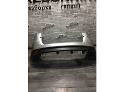 Задний бампер Renault Grand Scenic III (Рено Сценик 3)