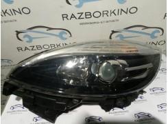 Фара левая (рестайлинг) Renault Scenic III 260604318r
