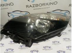 Фара передняя левая Renault Scenic/Grand Scenic III 260600024R