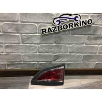 Фонарь крышки багажника правый Renault Scenic 3\III 265507464