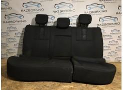 Задний диван Renault Megane 3 (Рено Меган 3)