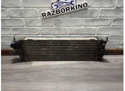 Радиатор интеркулера на Renault Trafic 1.9 DCi, 7700312903d