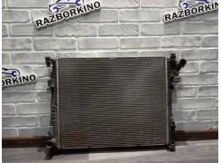 Радиатор охлаждения Renault Trafic, 8200073817
