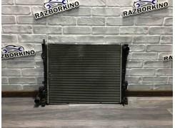 Радиатор основной Renault Trafic 2\II 2.0 Dci